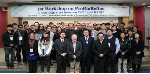 The 1st ProBioRefine Workshop 이미지1