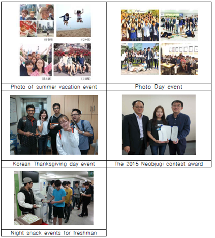 2015 Irregular Program for Foreign Freshman 이미지1