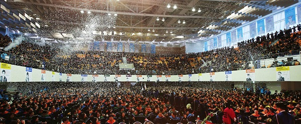 KAIST Celebrates the 2017 Commencement 이미지1