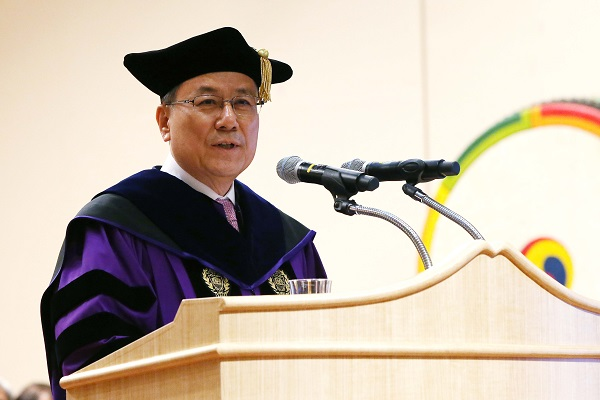 Dr.Sung-Chul Shin Inaugurated as the 16th President of KAIST 이미지1