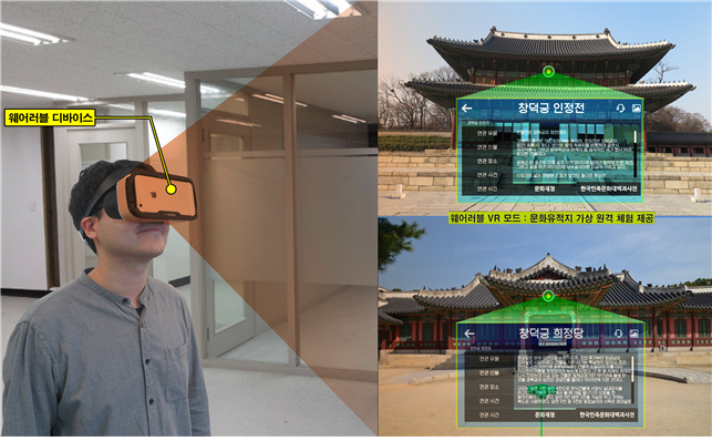 Augmented Reality Application for Smart Tour 이미지1