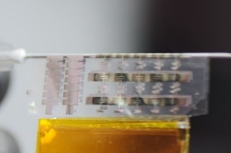 Highly Flexible Organic Flash Memory for Foldable and Disposable Electronics 이미지2