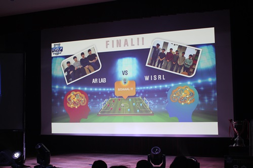 KAIST Hosts Finals of AI World Cup 2017 이미지2