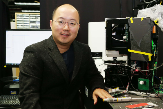 Meet the KAISTian of 2017, Professor YongKeun Park 이미지1