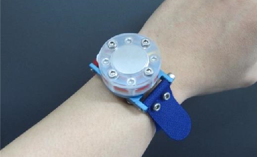 Finding Human Thermal Comfort with a Watch-type Sweat Rate Sensor 이미지3