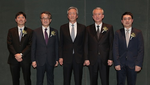 Two Professors Receive the Asan Medical Award 이미지1