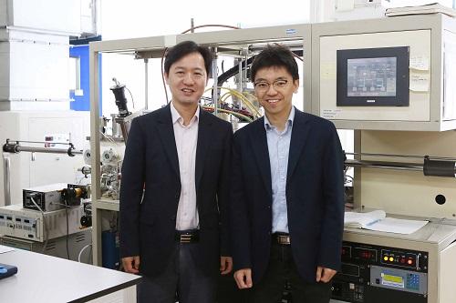 박병국, 김갑진 교수, 고효율 스핀 신소재 개발 이미지1