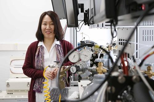Professor EunAe Cho