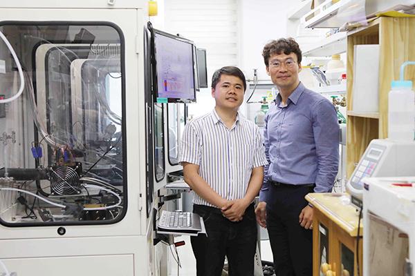 김희탁 교수(생명화학공학과) 연구팀, 도넛모양 황화리튬 이용 리튬황이온전지 개발 뉴스 사진