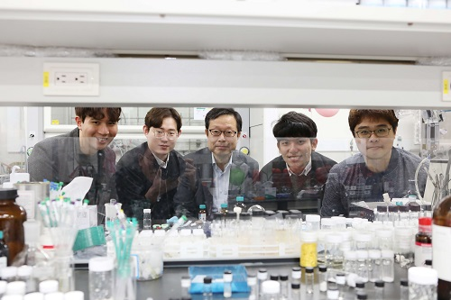 Research team led by Professor Sang Youl Kim from the Department of Chemistry