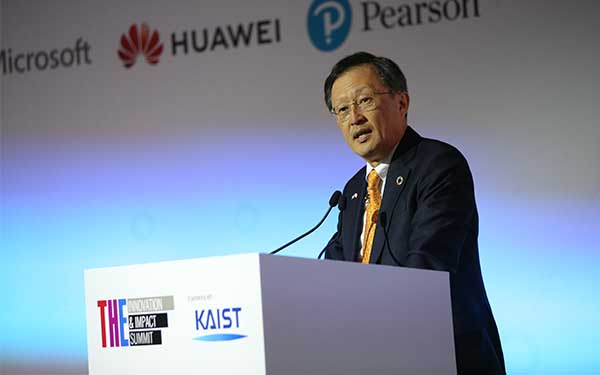 Young Suk Chi, chairman of Elsevier