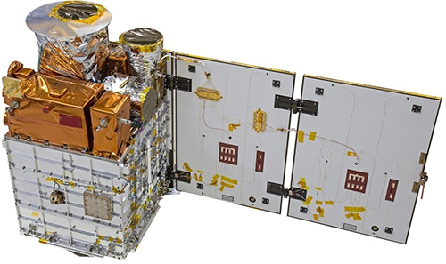 Next-Generation Small Satellite Starts Operations 이미지1