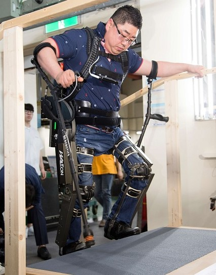 Wearable Robot 'WalkON Suit' Off to Cybathlon 2020 이미지2