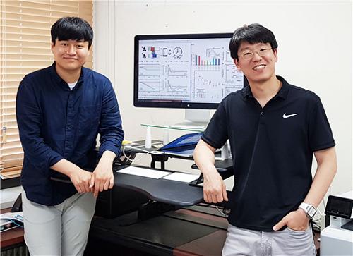 김대욱 박사과정, 김재경 교수