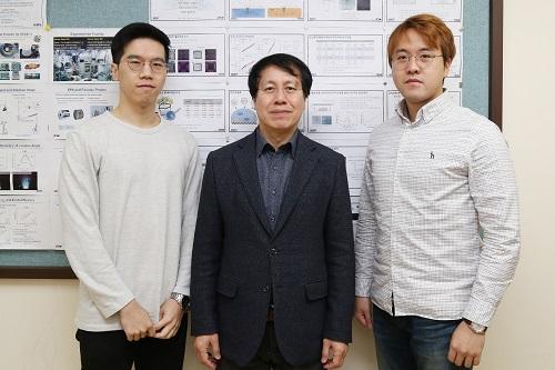 박주영 박사, 최원호 교수, 박상후 박사