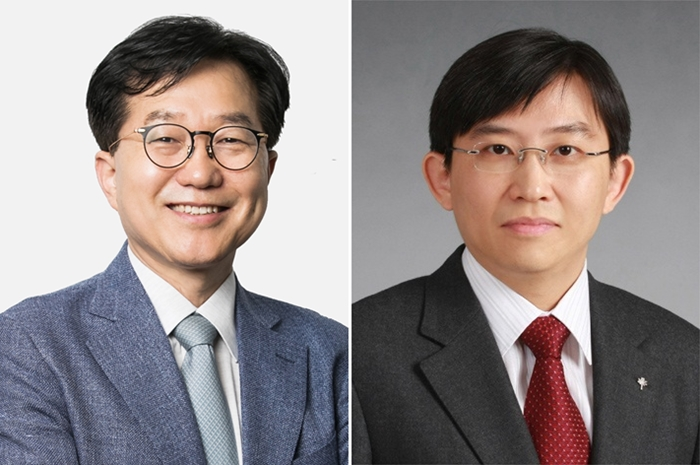 Professor Zong-Tae Bae and Professor Sang Ouk Kim