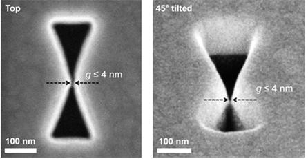 3D Plasmon Antenna Capable of Focusing Light into Few Nanometers 이미지1