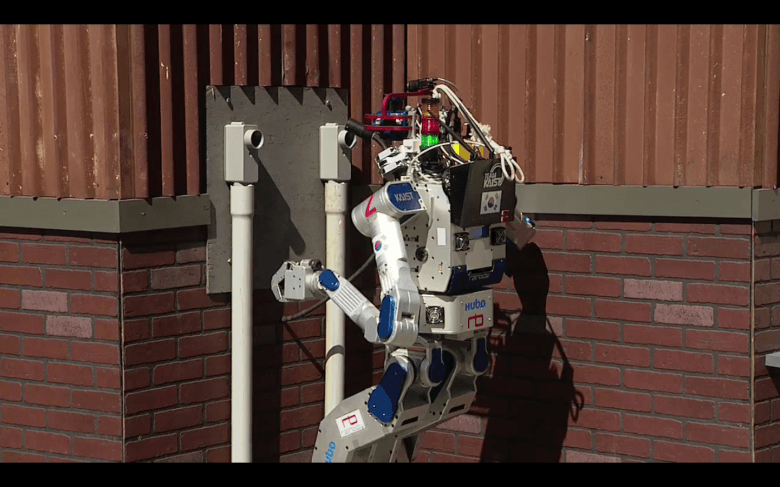 KAIST's DRC-HUBO Wins the DARPA Robotics Challenge 2015 이미지1